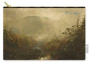 Coming Storm In The Adirondacks Carry-all Pouch by William Sonntag