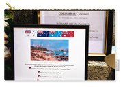 Commemorations Anzac Cove Carry-all Pouch