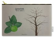 Common Apple Tree Id Carry-all Pouch
