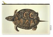 Common Box Tortoise, 1585 Carry-all Pouch