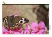 Common Buckeye Butterfly Carry-all Pouch