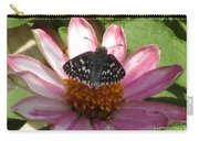 Common Checker Butterfly Carry-all Pouch