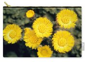 Common Coltsfoot  Carry-all Pouch