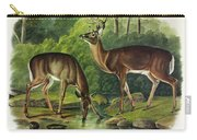 Common Deer Carry-all Pouch