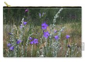Common Harebell Carry-all Pouch