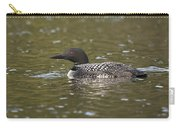 Common Loon Carry-all Pouch