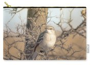 Common Mockingbird Carry-all Pouch