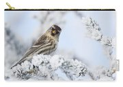 Common Redpoll - Hello Carry-all Pouch