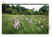 Common Spotted Orchids Carry-all Pouch