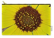 Common Sunflower In Northwest North Dakota Carry-all Pouch