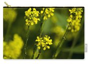 Common Wintercress Flowers Carry-all Pouch
