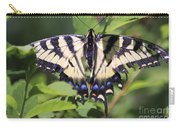 Common Yellow Swallowtail Carry-all Pouch