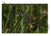 Common Yellow Throat Carry-all Pouch