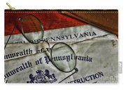 Commonwealth Of Pennsylvania Carry-all Pouch