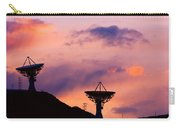 Communication Sunset Carry-all Pouch