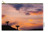 Communications To The Stars Carry-all Pouch