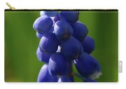Compact Grape-hyacinth Carry-all Pouch