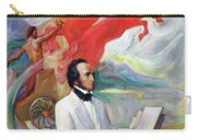 Composer Felix Mendelssohn Carry-all Pouch