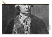 Comte De Grasse (1722-1788) Carry-all Pouch by Granger