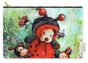 Comtessine Coccinella De Lafontaine Carry-all Pouch