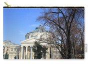 concert hall in Bucharest, Romania Carry-all Pouch