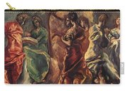 Concert Of Angels Carry-all Pouch