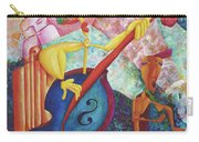 Concerto For Dingo And Tiki God Carry-all Pouch