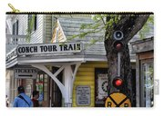 Conch Tour Train Stop Carry-all Pouch
