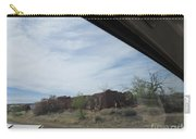 Concho Ruins Carry-all Pouch