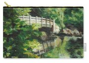 Concord River Bridge Carry-all Pouch