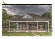Concorida Log Cabin College  Carry-all Pouch