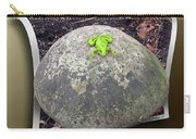 Concrete Toad Stool Carry-all Pouch