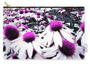 Cone Flower Delight Carry-all Pouch