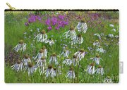 Cone Flower Fairy Dance Carry-all Pouch