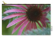 Coneflower Amongst Evergreen Carry-all Pouch