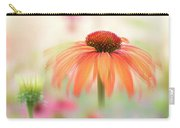 Coneflower 'hot Summer' Carry-all Pouch