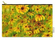 Coneflower Joy Carry-all Pouch