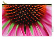 Coneflower Macro Carry-all Pouch