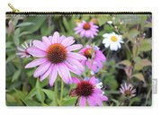Coneflower Meadows Carry-all Pouch