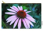 Coneflower Portrait Carry-all Pouch