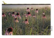 Coneflowers At Dawn Carry-all Pouch