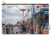 Coney Island Boardwalk II Carry-all Pouch
