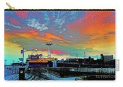 Coney Island In Living Color Carry-all Pouch
