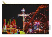 Coney Island Opening Day In Brooklyn New York Carry-all Pouch
