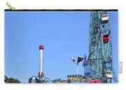 Coney Island's Astroland  Carry-all Pouch