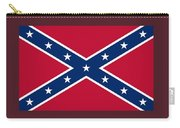 Confederate Naval Jack Flag Carry-all Pouch