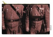 Confederate Tintype Civil War Carry-all Pouch