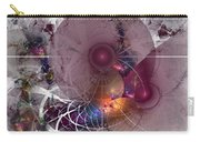 Confetti - Fractal Art Carry-all Pouch