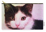 Confetti Kitty Carry-all Pouch