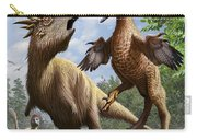 Confrontation Between Pectinodon Carry-all Pouch